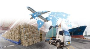 route for exporting