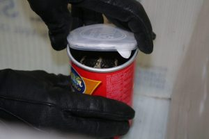 imported cobra in can