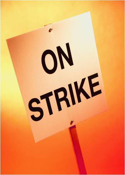 Truckers Strike at Ports of Los Angeles and Long Beach