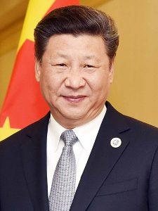 Xi Jinping China head of state